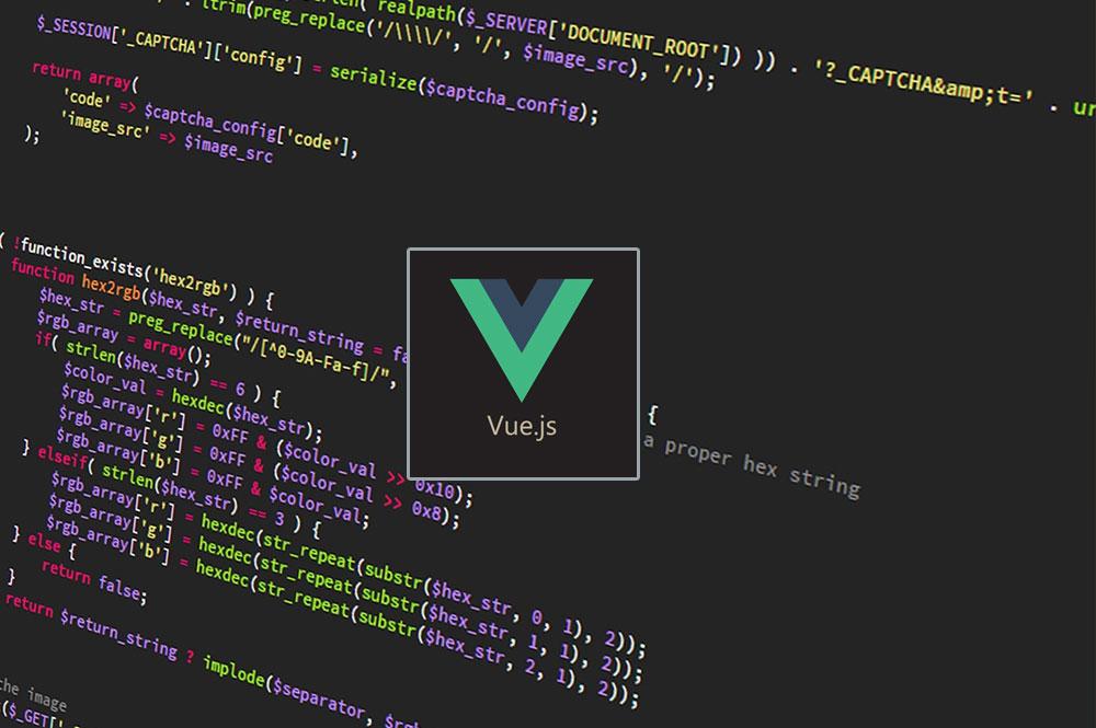Disarrollo de Aplicaciones Web en Vue JS